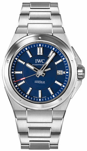 IWC Ingenieur Automatic 40mm Mens Watch IW323909 LAUREUS