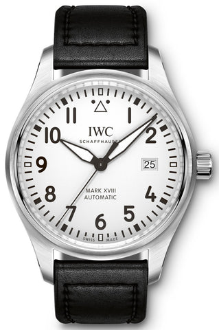 IWC Pilot's Watch Mark XVIII 40mm Mens Watch iw327002