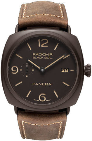 Panerai Contemporary Radiomir Composite Black Seal 3 Days Automatic PAM00505