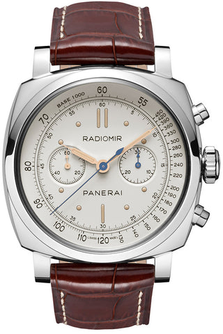 Panerai Radiomir 1940 Chronograph Platino Limited Edition of 50 PAM00518