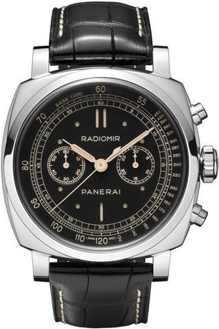 Panerai Radiomir 1940 Chronograph Oro Bianco Limited Edition of 100 PAM00520