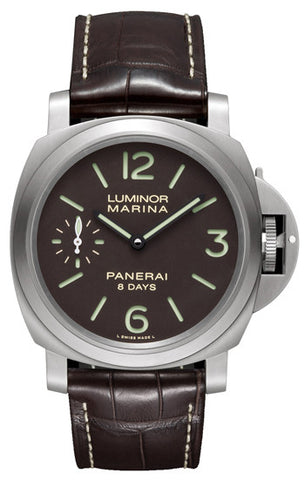 Panerai Luminor Marina 8 Days Titanio PAM00564 Men's Watch