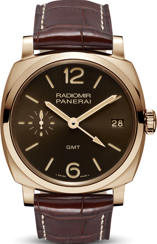 Panerai Radiomir 1940 3 Days GMT Oro Rosso Limited Edition of 300 PAM00570