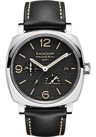 Panerai Radiomir 1940 3 Days GMT Power Reserve Automatic Acciaio PAM00628