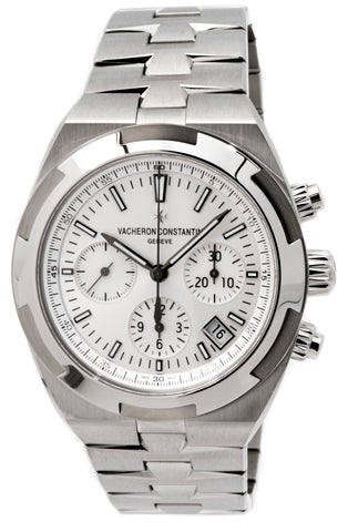 Vacheron Constantin Overseas Chronograph 42.5mm Mens Watch 5500v/110a-b075