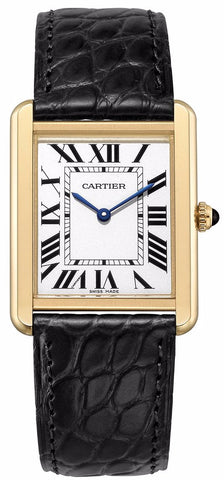 Cartier Tank Solo Quartz Midsize Watch W5200004