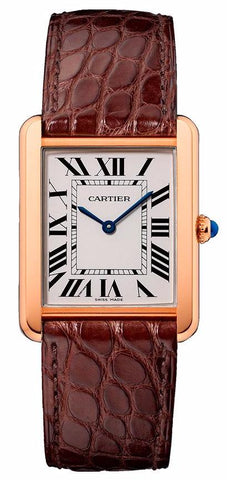 Cartier Tank Solo Quartz Midsize Watch W5200025
