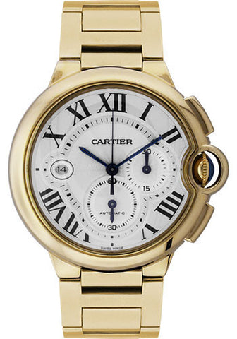 Cartier Ballon Bleu Chronograph Mens Watch w6920008