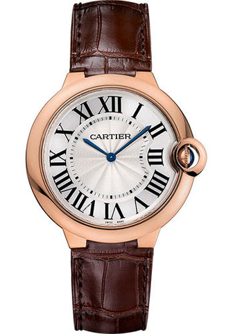 Cartier Ballon Bleu 40mm Mens Watch w6920083