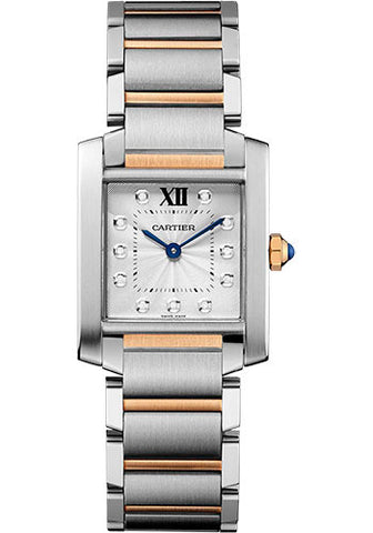 Cartier Tank Francaise Medium Midsize Watch we110005