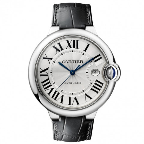 Cartier Ballon Bleu 42mm Mens Watch w69016z4
