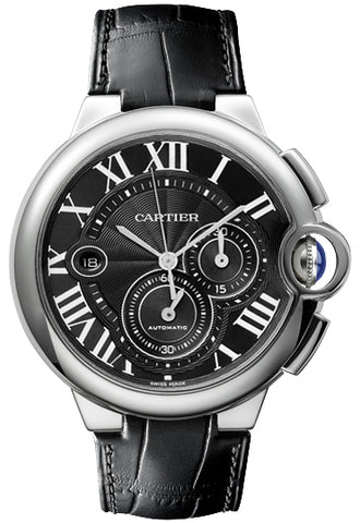 Cartier Ballon Bleu Chronograph Mens Watch w6920079