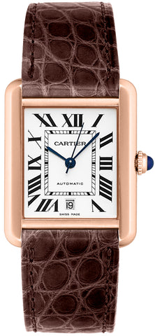 Cartier Tank Solo Automatic Extra Large Mens Watch W5200026