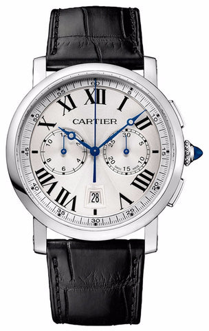 Cartier Rotonde de Cartier Chronograph Mens Watch wsro0002