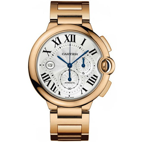 Cartier Ballon Bleu Chronograph Mens Watch w6920010