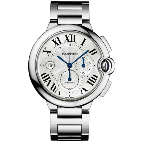 Cartier Ballon Bleu Chronograph Mens Watch w6920031