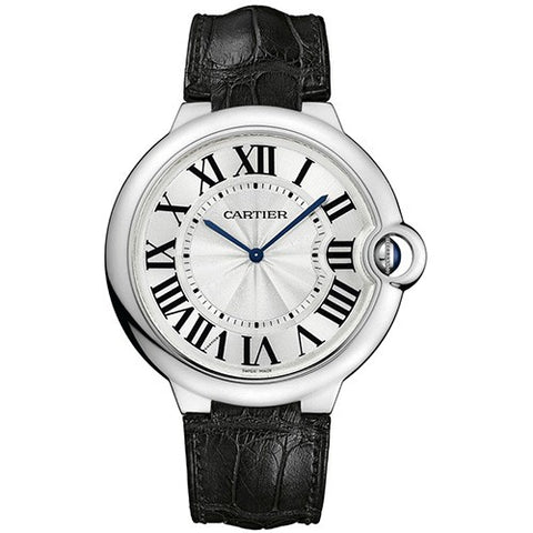 Cartier Ballon Bleu 46mm Mens Watch w6920055