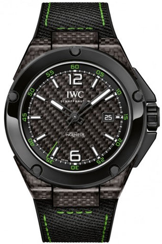IWC Ingenieur Automatic Carbon Performance 46mm Mens Watch iw322404