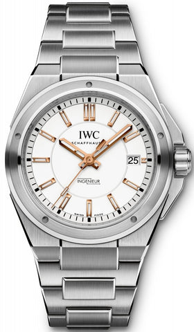 IWC Ingenieur Automatic 40mm Mens Watch iw323906