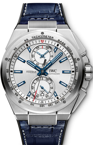 IWC Ingenieur Chronograph Racer 45mm Mens Watch iw378509