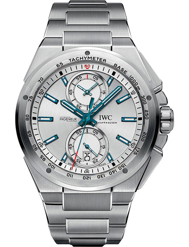IWC Ingenieur Chronograph Racer 45mm Mens Watch iw378510