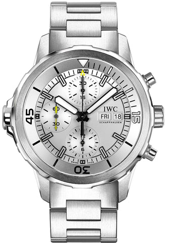 IWC Aquatimer Automatic Chronograph 44mm Mens Watch iw376805 Expedition Jacques-Yves Cousteau