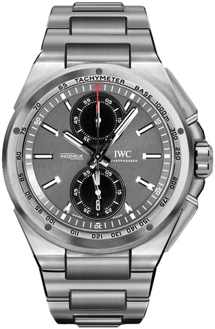 IWC Ingenieur Chronograph Racer 45mm Mens Watch iw378508