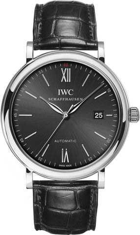 IWC Portofino Automatic 40mm Mens Watch IW356502