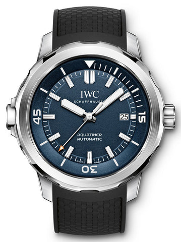 IWC Aquatimer Automatic 42mm Mens Watch iw329005 Expedition Jacques-Yves Cousteau