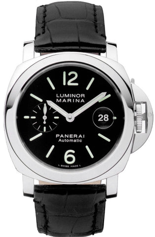 Panerai Contemporary Luminor Marina Automatic PAM00104 Men's Watch