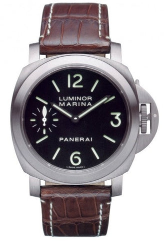 Panerai Historic Luminor Marina Titanio PAM00177