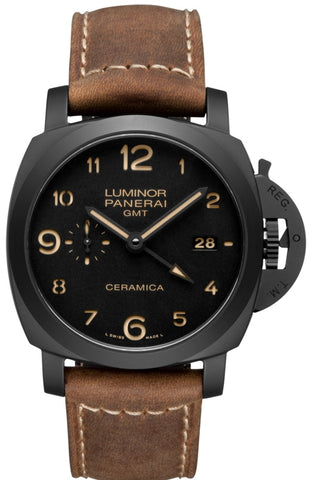 PANERAI Luminor 1950 3 Days GMT PAM00441 Men's Watch