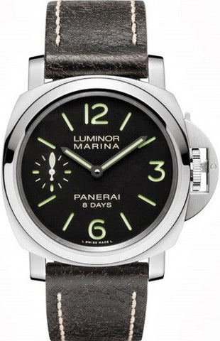 Panerai Luminor Marina 8 Days Acciaio PAM00510