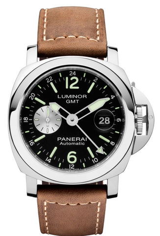 PANERAI Luminor GMT Automatic Acciaio Men's Watch PAM01088