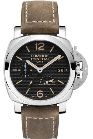 Panerai Luminor 1950 3 Days GMT PAM01537 Mens Watch