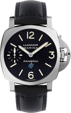 Panerai Luminor Marina PAM00631 LOGO ACCIAIO Men's Watch