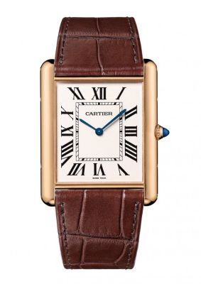 Cartier Tank Louis Cartier Ladies Watch w1529856