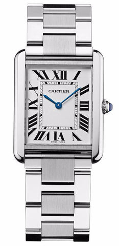 Cartier Tank Solo Quartz Midsize Watch w5200014