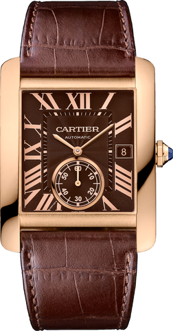 Cartier Tank MC Mens Watch W5330002