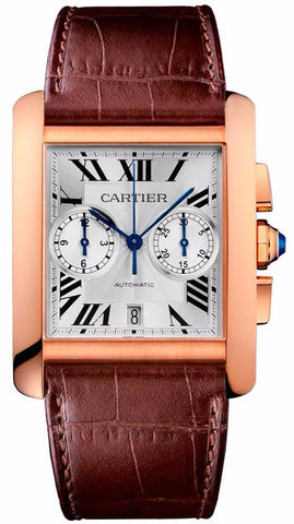 Cartier Tank MC Mens Watch w5330005