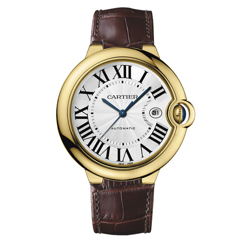 Cartier Ballon Bleu 42mm Mens Watch w6900551
