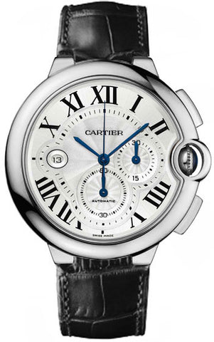 Cartier Ballon Bleu Chronograph Mens Watch w6920005
