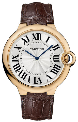 Cartier Ballon Bleu 46mm Mens Watch w6920054