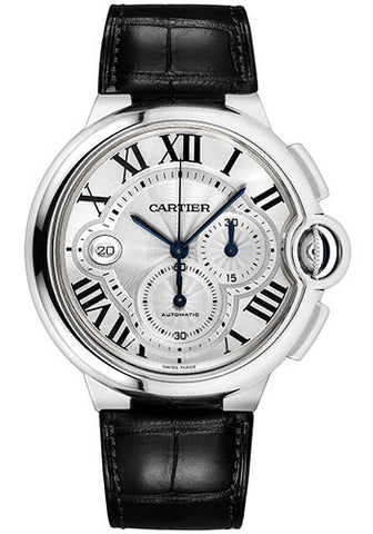 Cartier Ballon Bleu Chronograph Mens Watch w6920078