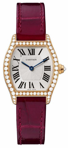Cartier Tortue Ladies Watch wa501006