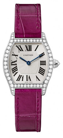 Cartier Tortue Ladies Watch wa501007