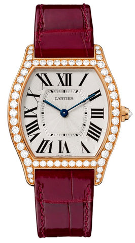 Cartier Tortue Ladies Watch wa501008