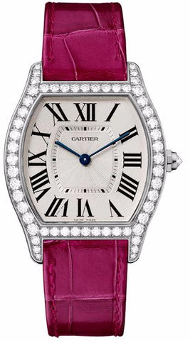 Cartier Tortue Ladies Watch wa501009
