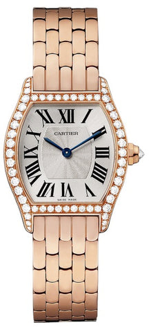 Cartier Tortue Ladies Watch wa501010