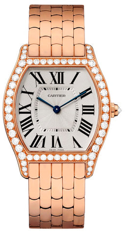 Cartier Tortue Ladies Watch wa501012